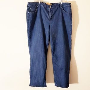 Just My Size Plus Size Classic Stretch Denim Jeans